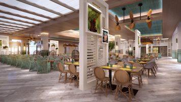 Lopesan Costa Bávaro - Restaurante Buffet