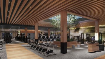 Lopesan Costa Bávaro - Gym