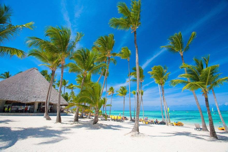 Relax with your family in Playa Bávaro, Best Beach in Punta Cana