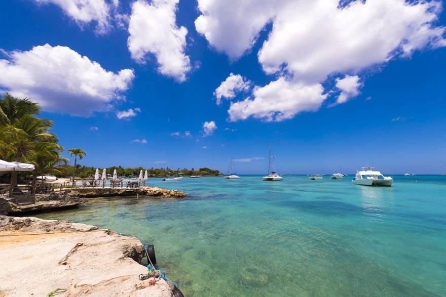Playa de Bayahibe, Punta Cana