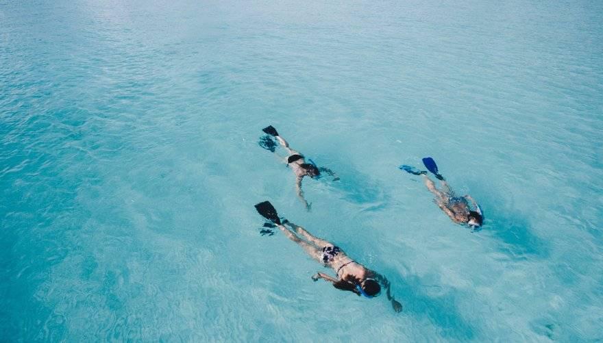 Snorkel en Punta Cana, república Dominicana