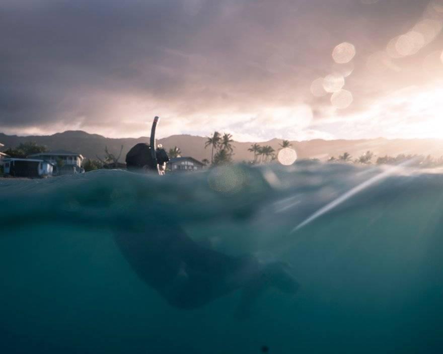 practicar snorkel en Punta Cana