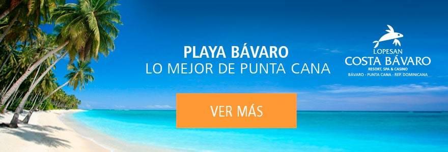 Lo mejor de Punta Cana en Lopesan Costa Bávaro