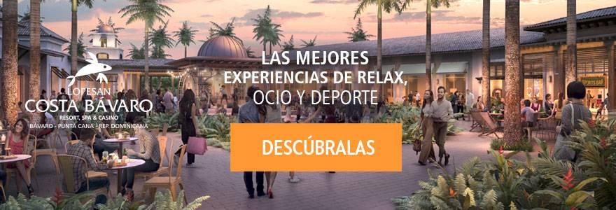 las mejores experiencias de relax, ocio y deporte en Lopesan Costa Bávaro