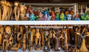 Artesanía típica de Punta Cana