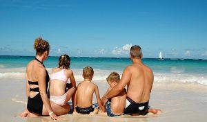 Viajar a Punta Cana con niños