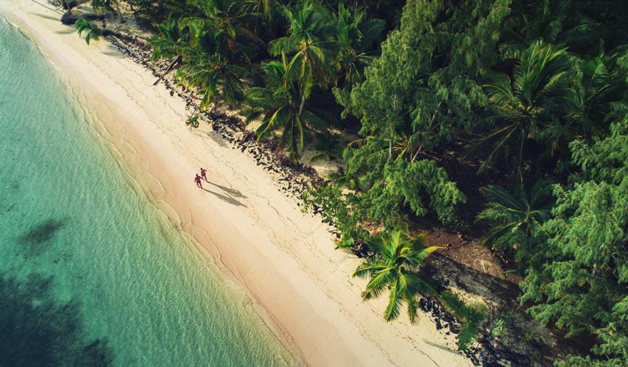 Views of Punta Cana Beach