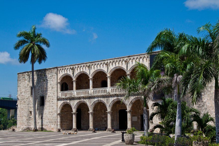 Alcázar de Colon, Santo Domingo, Dominican Republic