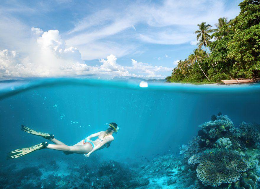 Snorkel in Punta Cana