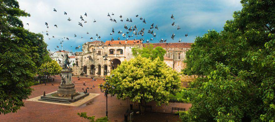 Trip to Santo Domingo, dominican Republic
