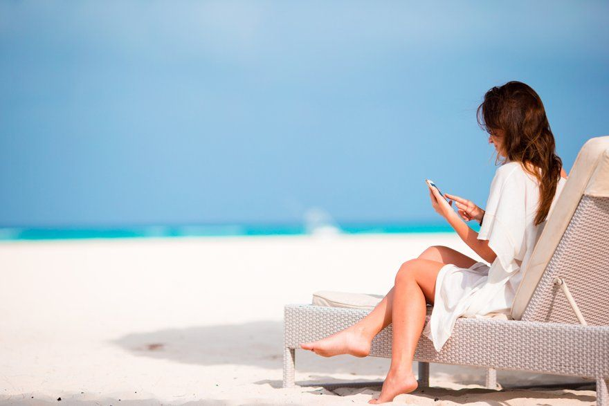 ¿Cómo es la conexión a internet en Punta Cana?