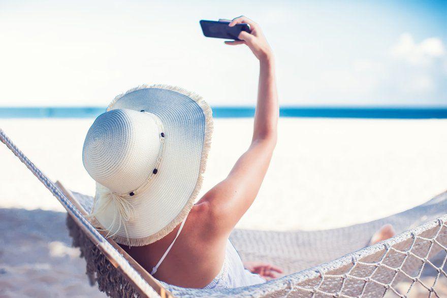 conectividad de Internet en las playas de Punta Cana