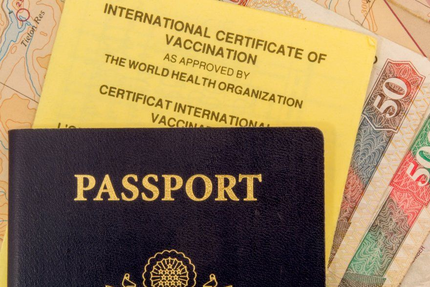 pasaporte para ir a Punta Cana
