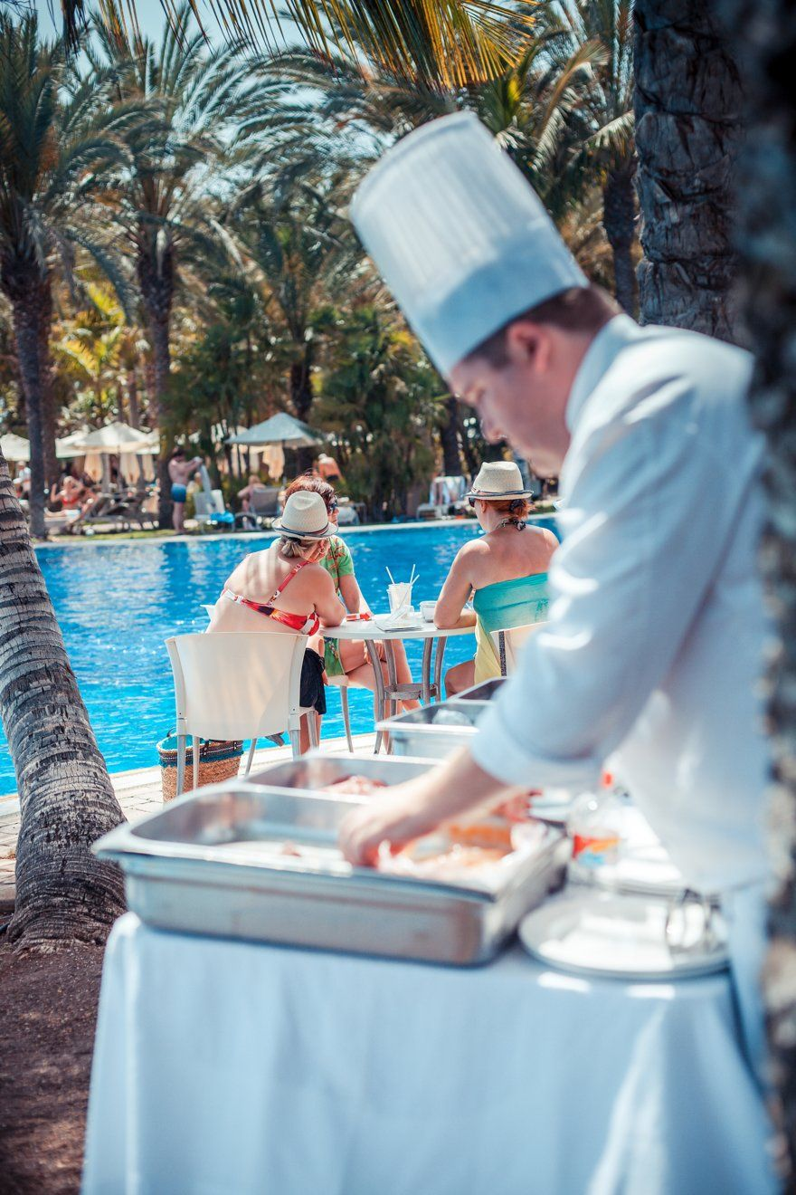 precios Punta Cana de la comida