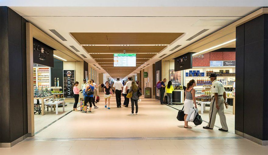 Dutty Free aeropuerto de punta cana