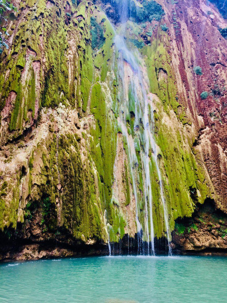 limon-waterfall-punta-cana