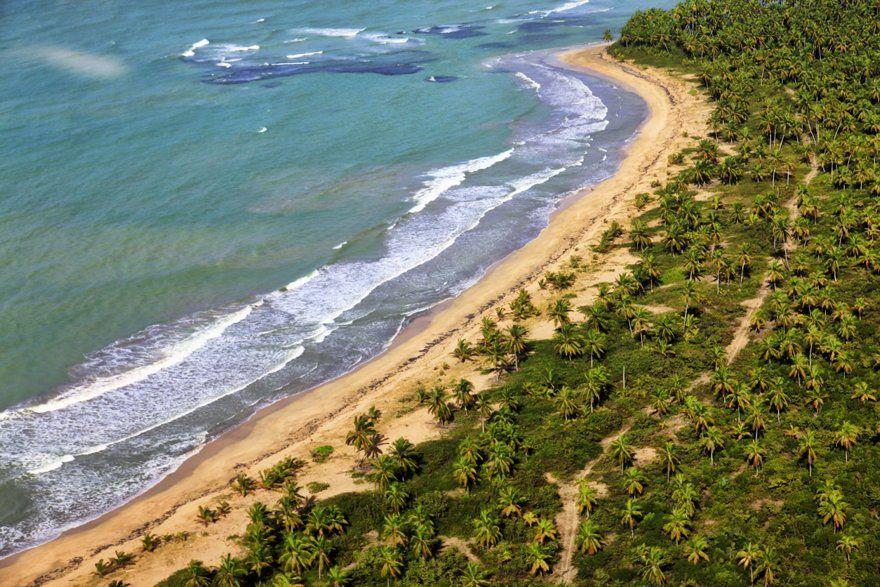 Caminar por las playas de Punta Cana