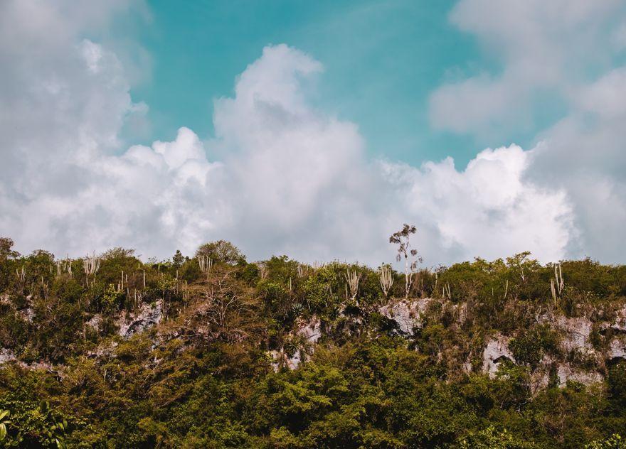 El Hoyo Azul y su entorno