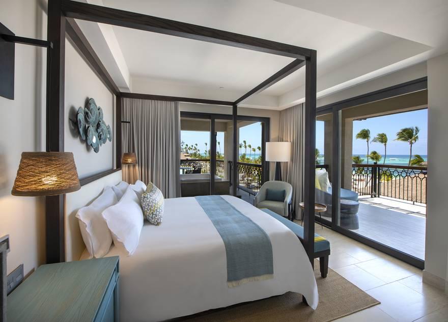 resort Lopesan Costa Bávaro habitación