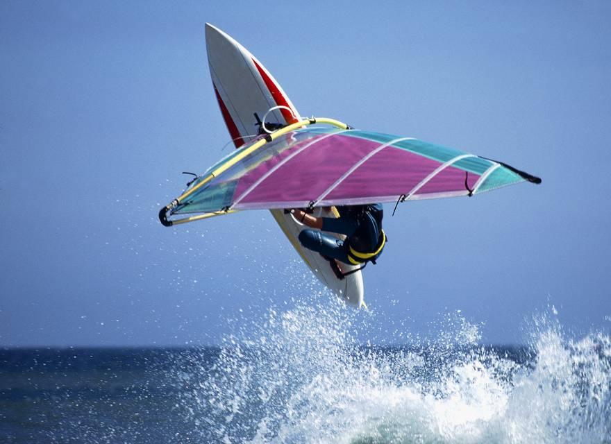 windsurf en Punta Cana