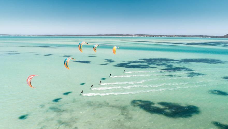Kitesurfing en Punta Cana