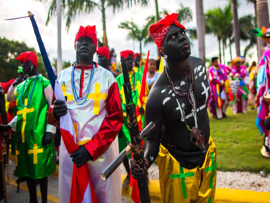 Traditional music of Punta Cana