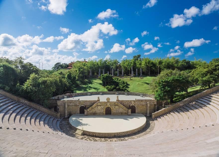 Anfiteatro de los Altos de Chavón