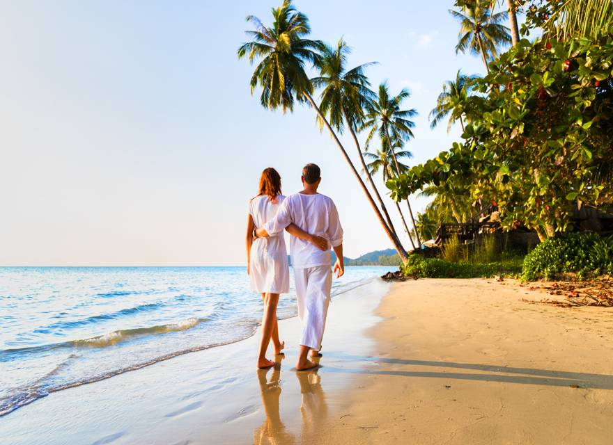 Playas del Caribe donde pasar la luna de miel