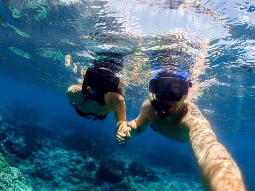 Snorkel en Punta Cana