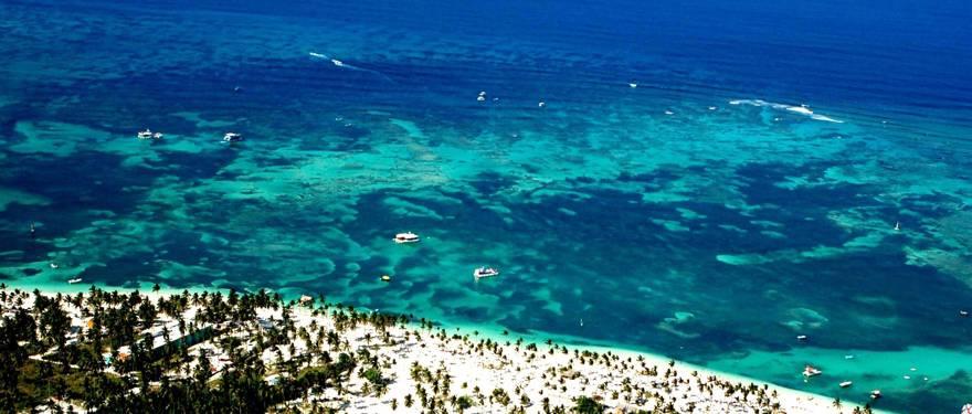 Mar en Punta Cana