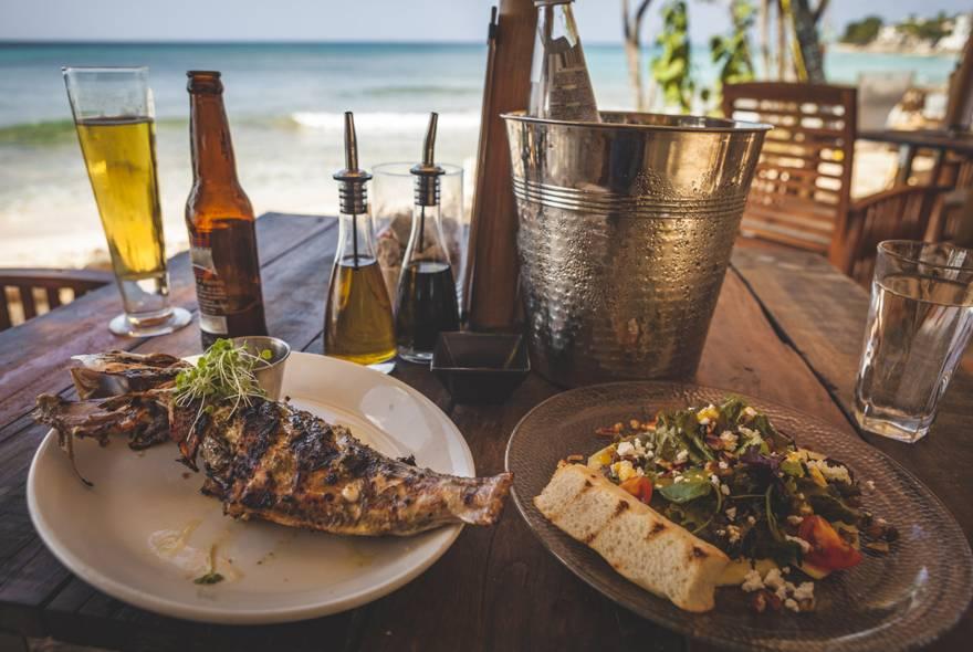 Gastronomía en Punta Cana