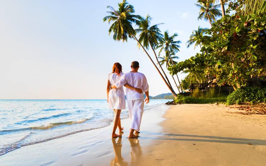 Mejor época para viajar de luna de miel a Punta cana