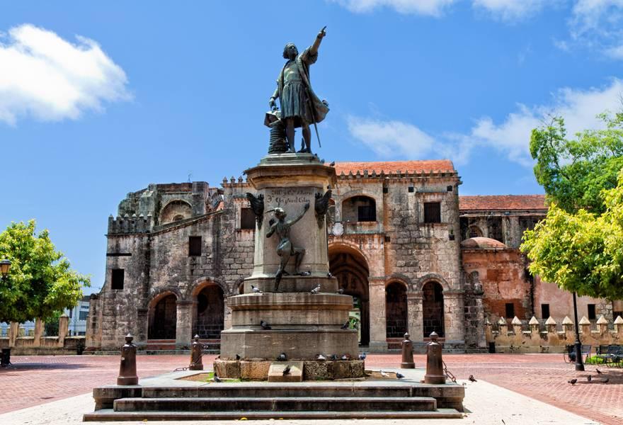 colonial city in santo domingo