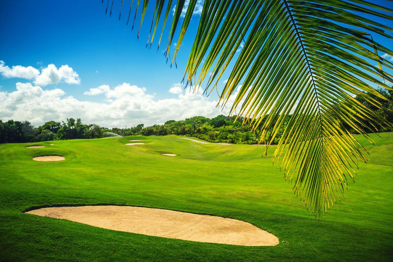Practicar Golf en Punta Cana