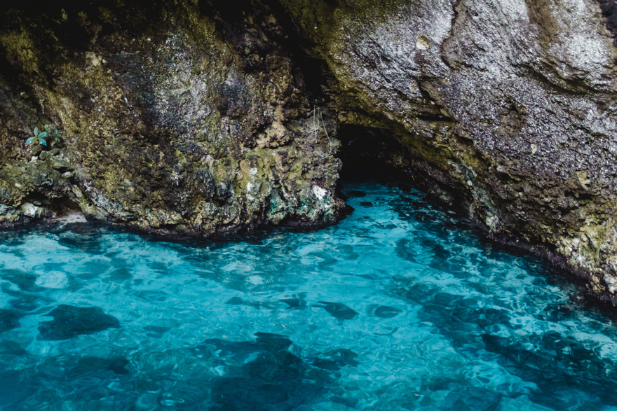 Hoyo Azul, Punta Cana